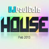 Feb 2013 House Mix