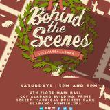 BEHIND THE SCENES Week 1 - Daniel Carandang