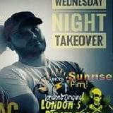 Iain Mac Hardcore breaks Live On Sunrise Fm London 25.07.18