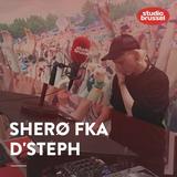 Sherø live dj set at The Greatest Switch 2017 Studio Brussel