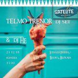 Telmo Trenor + DJ he - Vermut Jarana Session  (part01) @Satelite Bilbao