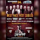 2018.11.24. - Szecsei b2b Jackwell - Best Face Fest, Cegléd - Saturday
