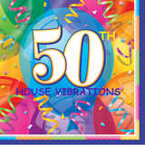 HOUSE VIBRATIONS BIG 50th!