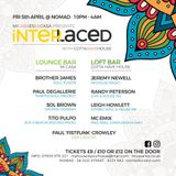 Promo Mix by Paul Degallerie for inTeRLaceD Mi Casa with Gotta Have House 5th April 2019
