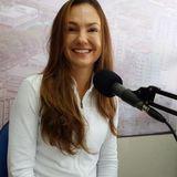 Entrevista com Leticia Ubiali, mestre em yoga, falando sobre os benefícios da prática na vida
