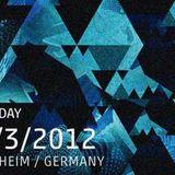 Steffen Baumann - Live @ Time Warp 2012 (Mannheim) - 01.04.2012