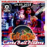 Live-Set 2@CarneBallBizarre im KitKatClub Separee (19.05.2018)