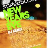 DJ Kemit Presents: Spread Love NYE 2012 Promo Mix