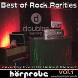 Best of Rock Rarities Event DJ Helmut Kleinert