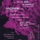 Bioxyd - Drum-sphere mix - at ShOut-Link - 16-11-2001 - La Chapelle - Liège - BE.mp3