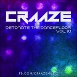 Detonate the Dancefloor #10 - Deeper Than Usual (Live Mix)
