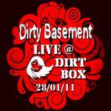 *LIVE* @ Dirt Box, Glasgow - 28/01/11