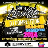 D.J. HOUSE INVASION mix Into the Limelite DJ Competition 2014 Darwin