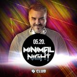 2017.05.20. - MINIMAL NIGHT - S-Club, Pásztó - Saturday