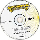 Scorpia - 10 Aniversario - TheHistory (Cd1) By FrankT.R.A.X