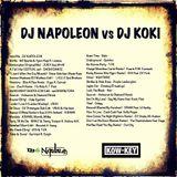 "#19 ""DJ NAPOLEON vs DJ KOKI EDM Mix"""