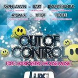 dj X-Tof @ Club Lux - RETRO 30-04-2012