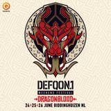 Evil Activities | BLACK | Sunday | Defqon.1 Weekend Festival