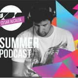 Dj Cesar Alcalde PODCAST SUNSET LUXURY SUMMER Marcelina Beach 2012