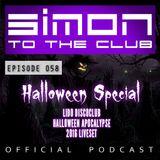 Simon to the club - EPISODE 058 (Lido Discoclub Halloween 2016 liveset)