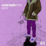 Concepto MIX #4 DJ2D2