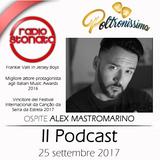 Poltronissima - 3x03 - 25.09.2017 - Ospite Alex MASTROMARINO