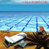a Day at the Pool in July (2015)