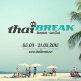 Patrick_Baer | Thaibreak 2015 | MiniMix