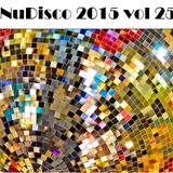 NU DISCO 2015 VOL 25 - jump to the grooves