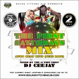 Ceejay - AfroBeat Hits (June2016), 1st Saturdays Mix Vol2