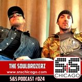 S&S Podcast 024 - The Soulbrozerz