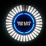 Some Drum & Bass Deepness - Feb 2016