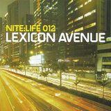 Lexicon Avenue - Nite Life 012 - 2002