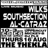 """Live"" at The Thekla - Southsection 2001"