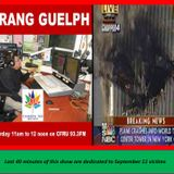 Navrang Guelph Sept 9,2017- Last 40 minutes of this show contain tribute to September 11 victims