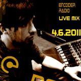 DeeZeeJay - exlusive live mix for Encoder-radio - 04.06.2011. - part 2