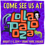 Krewella – Live @ Lollapalooza 2014, Day 2 (Chicago) – 02-AUG-2014
