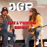 JUICY GOOSIE EP # 24 - RIOT ACT (BALTIMORE)