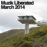 Ian Carey's Muzik Liberated RadioShow March 2014