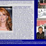 Pedophile Elite via British Intelligence & FBI Serco's Maureen Baginski