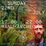 Manu•Archeo @ Spiritland (22.07.2018)