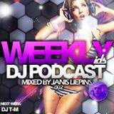 IDS WEEKLY DJ PODCAST 002 by DJ Janis Liepins