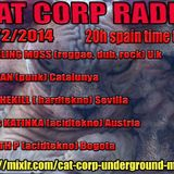 Cat Corp Radio Mix for the lovely Acid Corp Crew!