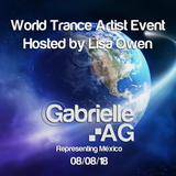 Gabrielle AG Live @ World Trance DJ Event 2018 Hosted by Lisa Owen