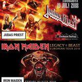 Treiler Iron Maiden/Judas Priest @ ΣΠΟΡ FM 94,6