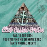 dj Q-Bix @ Club Casino Cruise 16-08-2014