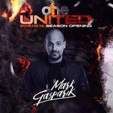 Mark Gasparik live ONE Club, UN!TED, Tatabánya 2019.09.14.