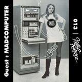 Retrofuture # 16 Guest mix : Mad Computer