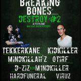 TEKKERKANE @ BREAKING BONES DESTROY #2 - REPUBLICA DA MUSICA, LISBOA (PORTUGAL) 30.04.2014