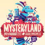 Shermanology - Live @ Mysteryland 2013 (Netherlands) - 24.08.2013